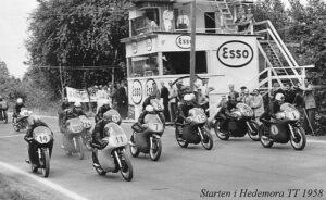 14_ Start, Hedemora TT 1958