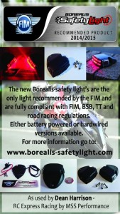 borealis safetylight 3