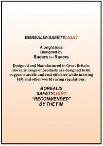 borealis safetylight 4