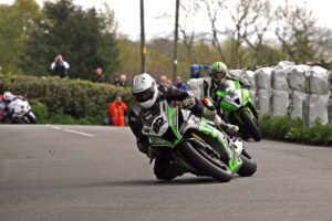Derek Shiels Superbike