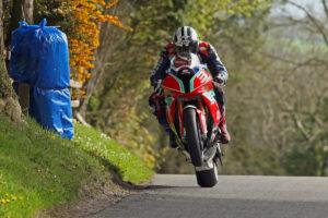 Michael Dunlop Superbike