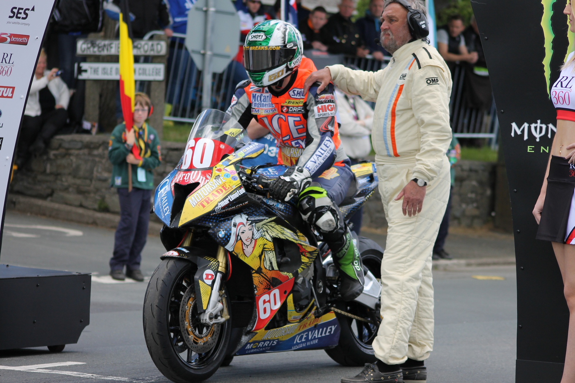 peter hickman to make ulster grand prix debut  u2013 road
