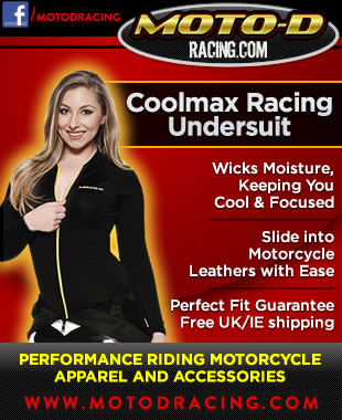 road racing news moto d sponsor