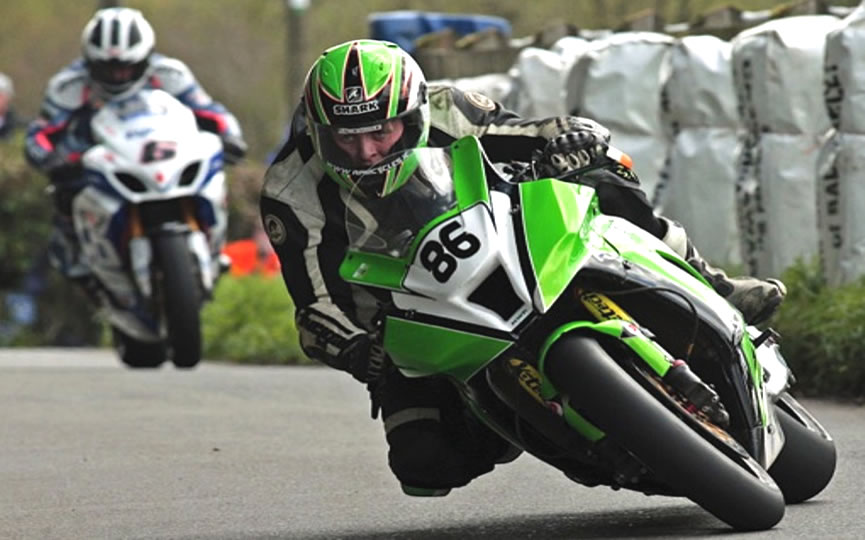 Derek Mcgee Joins Wilson Craig Racing