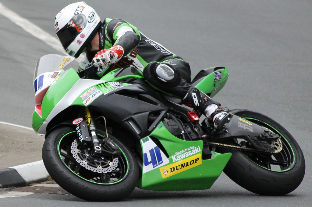Kiaran Hankin Set To Be Kawasaki Mounted During TT 2015