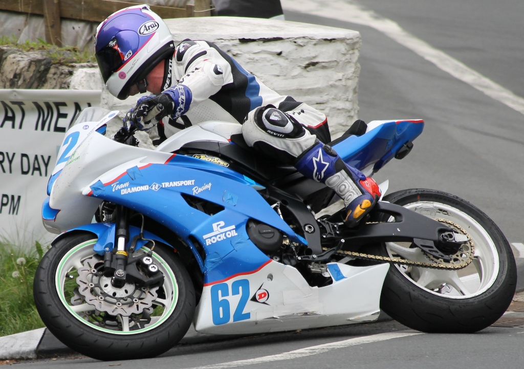 Scott Wilson And DHT Racing Aim To Suprise During TT 2015