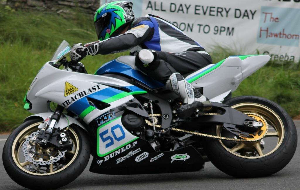 Two Time Junior Manx Grand Prix Winner Michael Sweeney Bids To Excel During This Years Isle of Man TT