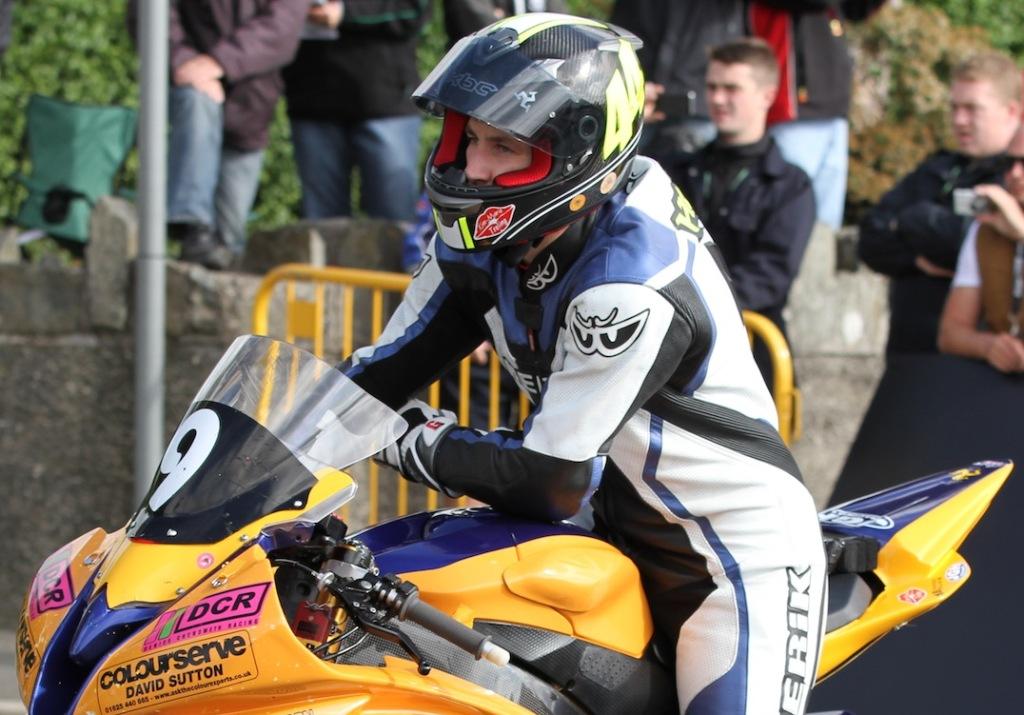 Rob Hodson & Jamie Hodson's 2015 Manx Grand Prix Ambitions