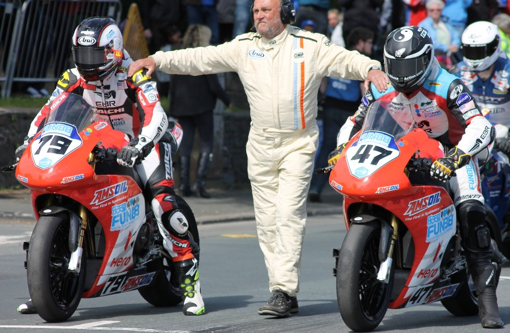 Buell's Set For Second Year Of Competition At TT Races