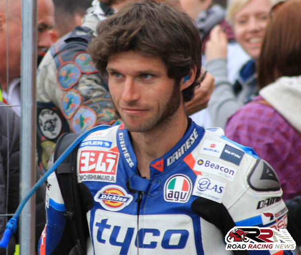 Guy Martin Confirmed To Compete At Spring Cup