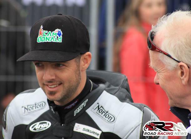 Cameron Donald Returns To Supersport TT Races
