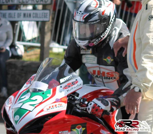 JHS Racing Confirm Strong Lightweight TT Line Up