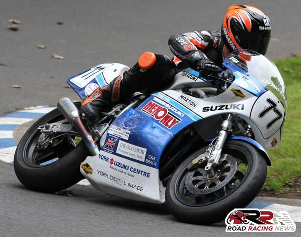 Team York Suzuki Ready For Spring Cup Outing – Road Racing News