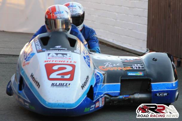 Sidecar TT Start Number News