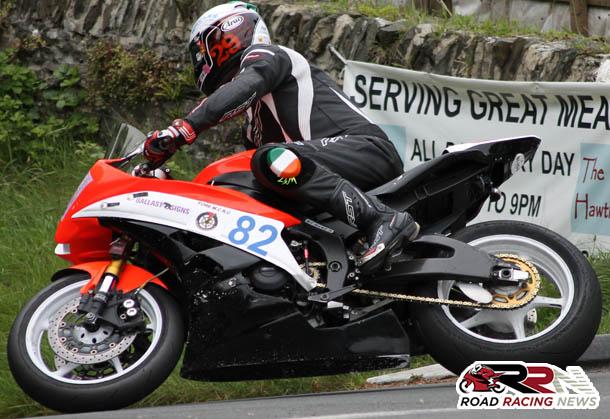 Richard Mcloughlin Joins MQ Motorsport