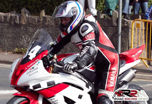 Justin Collins Sets Sights On 2015 Manx Grand Prix