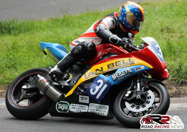 Mike Minns Targets High Quality Results During 2015 Manx Grand Prix