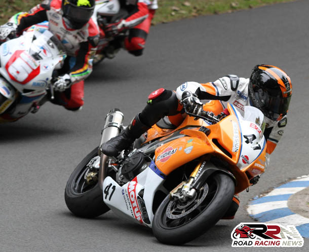 RSV4 Aprilia In Action During Spring Cup
