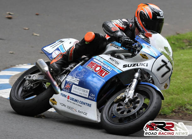 Classic Superbike Action At Spring Cup