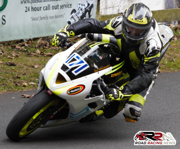 Tom Weeden Amongst Leading Triumph Riders At Spring Cup