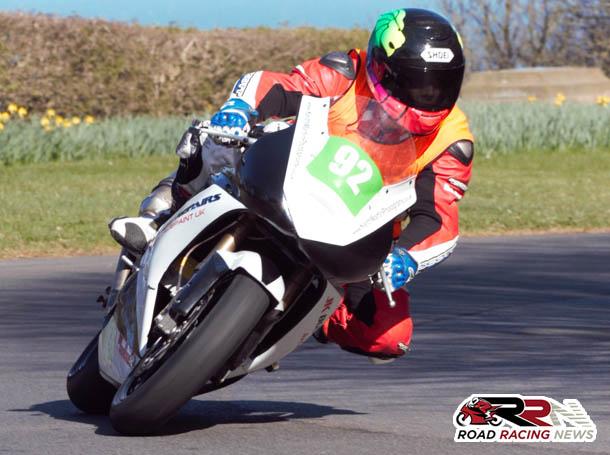 Scott Smith's Pure Road Racing Debut