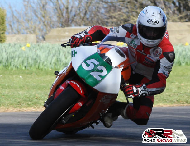 James Cowton Gets Season On The Roads Off To Productive Start