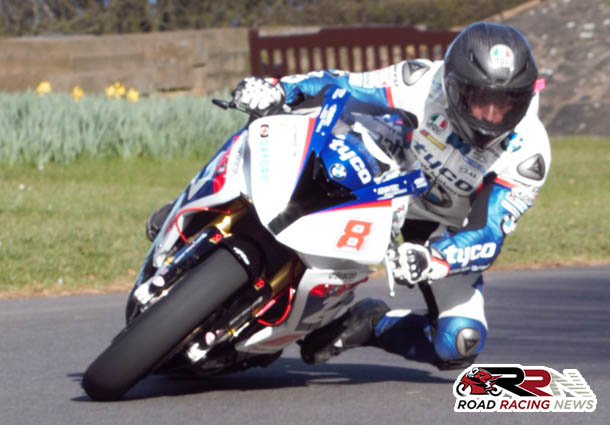 Guy Martin's BMW Adventure Off To Victorious Start