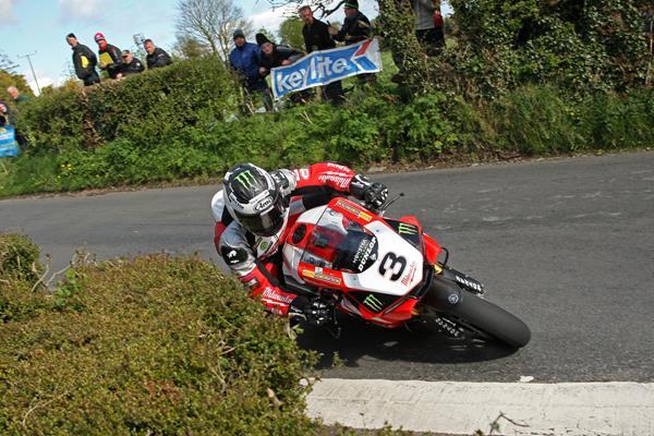Michael Dunlop's Eventful Cookstown 100