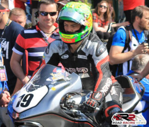 Two time TT races winner Cameron Donald leads Norton's challenge.