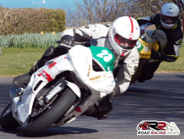 Adrian Harrison Tipped To Impress In Lightweight TT