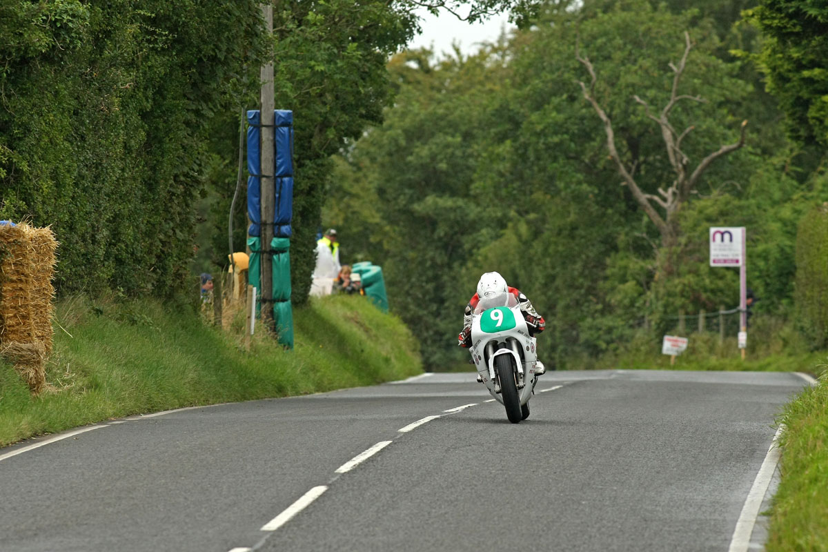 Ulster Grand Prix hails a new era for the Joey Dunlop Grandstand