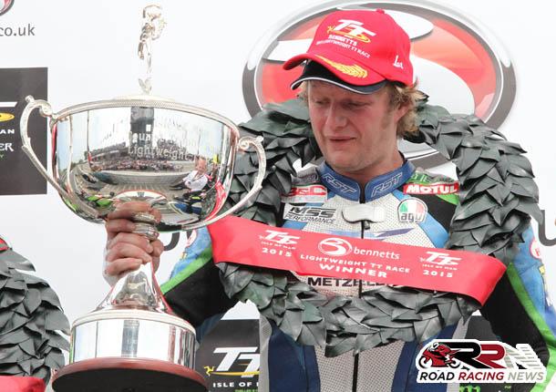 Ivan Lintin Secures Dream Lightweight TT Race Win