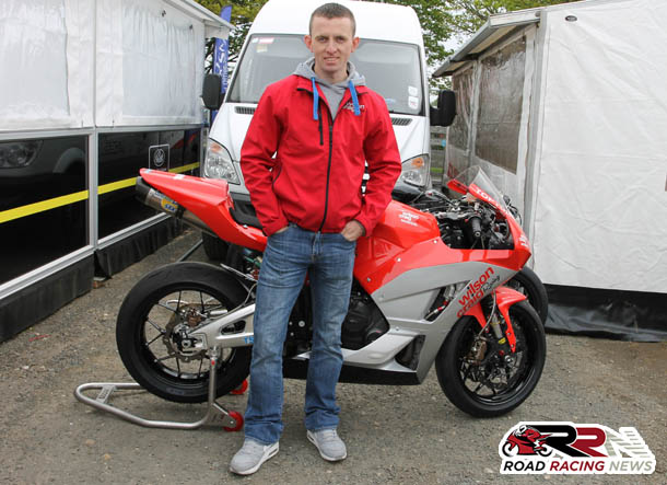 Derek Mcgee Gelling Quickly With The Mountain Course