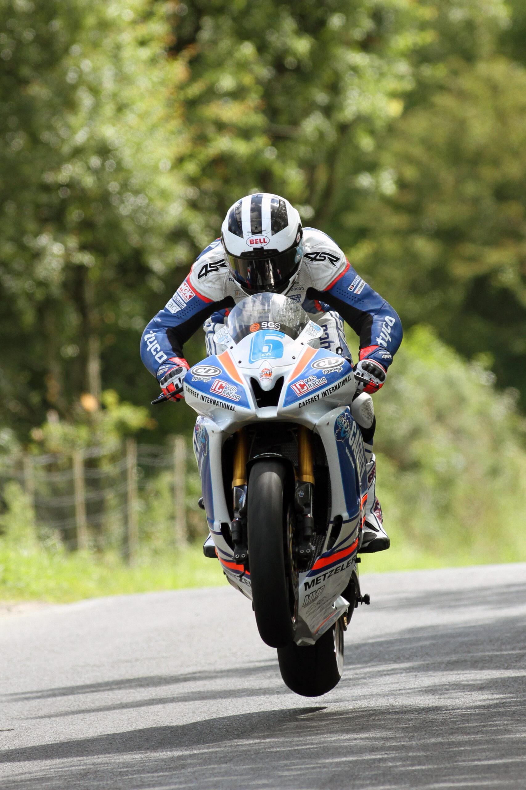 William Dunlop – 2015 Irish Road Race Supersport Champion
