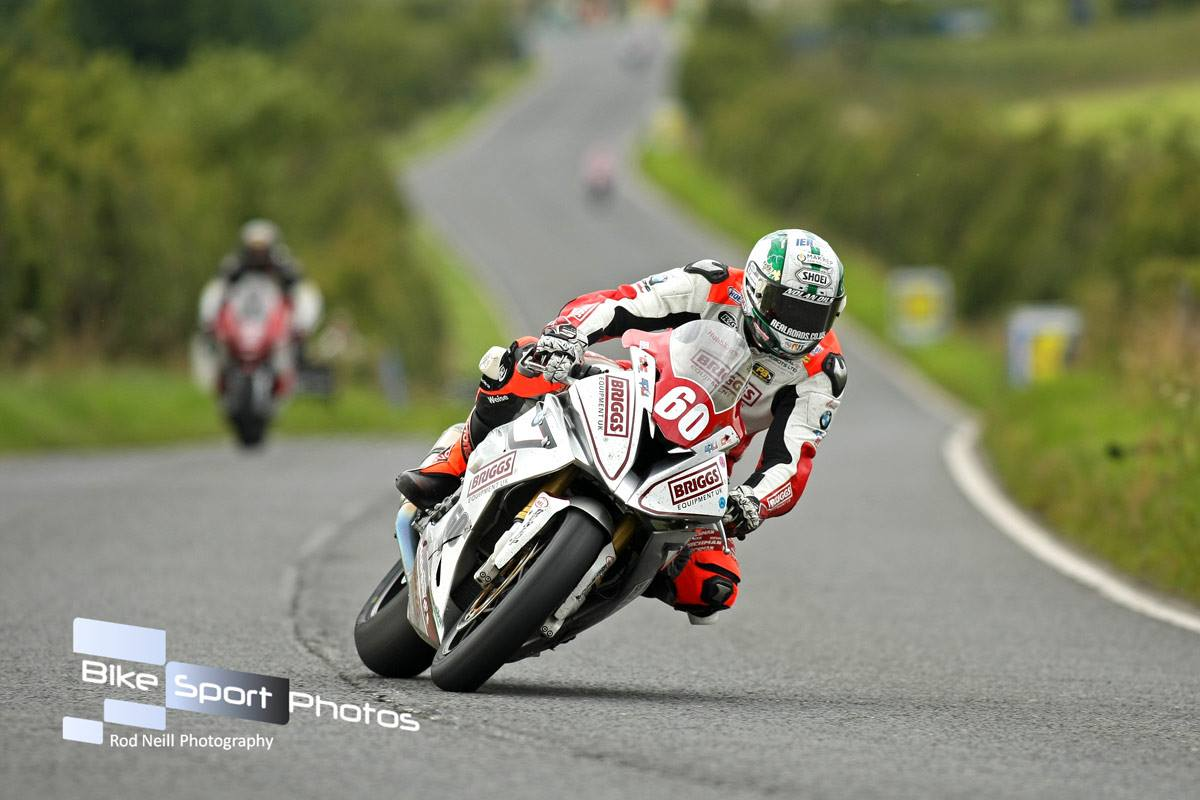 Peter Hickman Dazzles In Dundrod 150 Superbike Race