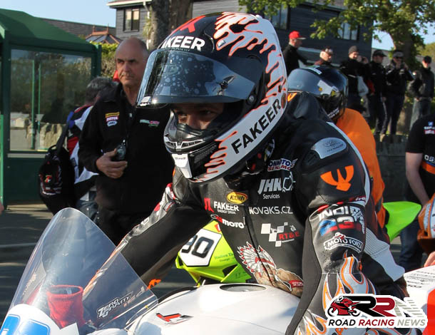 Michal Dokoupil's Supersport Success At Horice