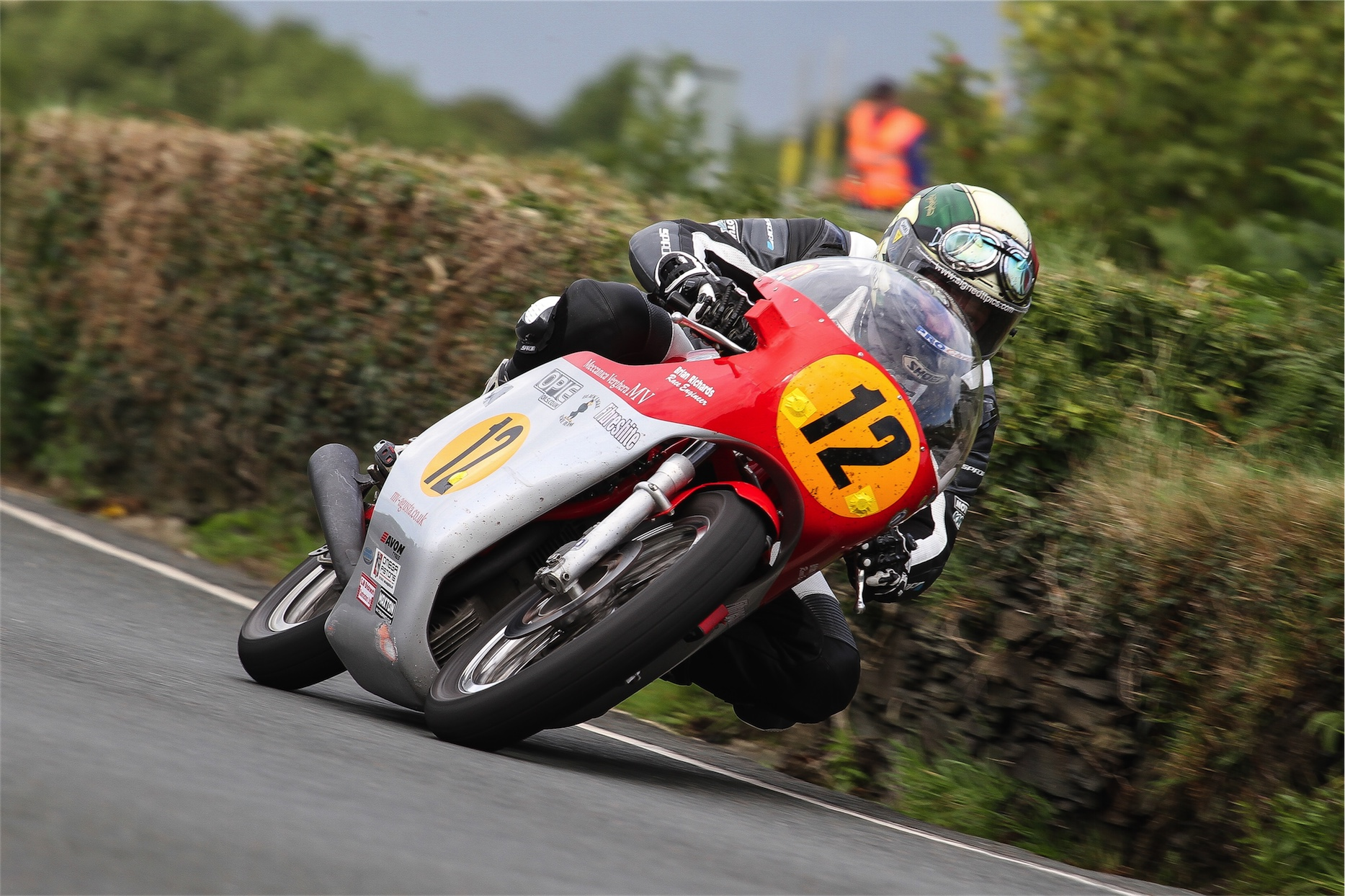500 Classic TT Report – Deano MV's His Way To Victory