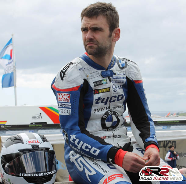 William Dunlop Sets The Pace In Open Qualifying At Faugheen