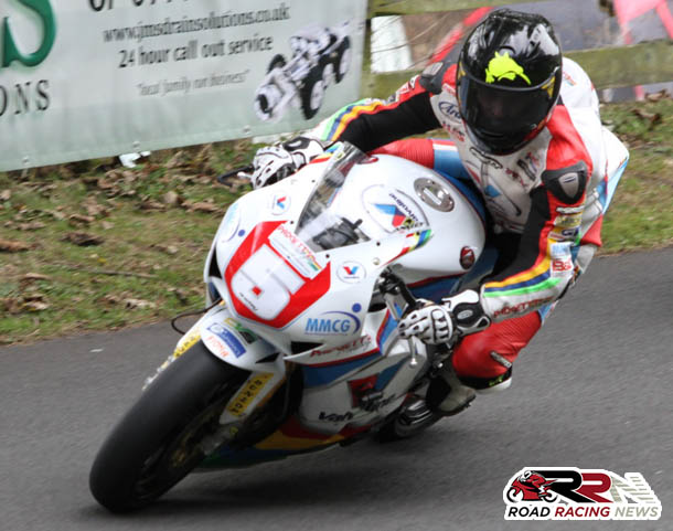Bruce Anstey Confirmed To Compete At Scarborough Gold Cup
