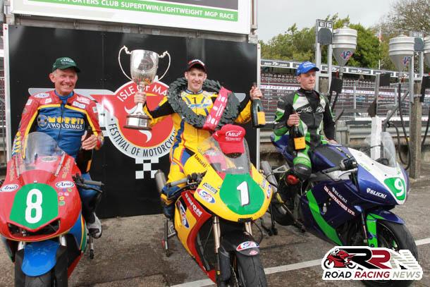 Manx Grand Prix 2015 – Super Twins Race Report