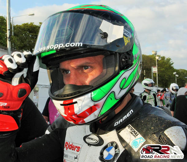 Martin Jessopp Amongst Main Contenders For Macau GP Victory