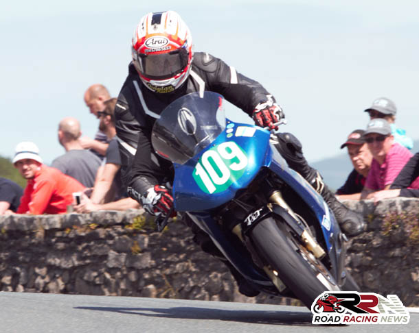 Anthony Redmond Happy With 2015 Pure Road Racing Season
