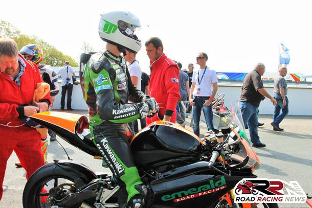 Connor Behan On TT 2015, This Season, 2016 Aims