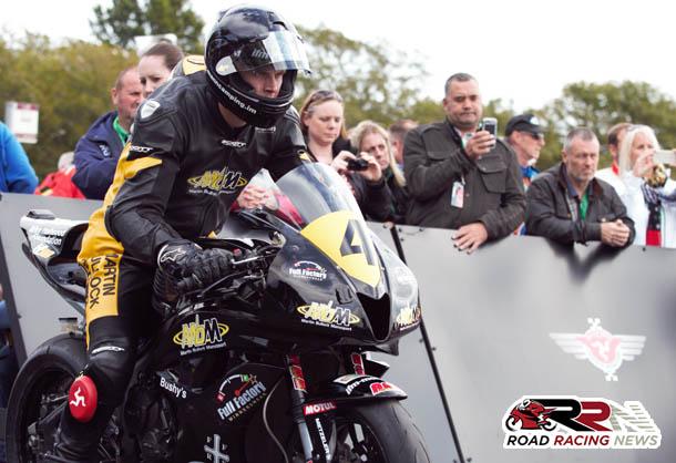 Billy Redmayne Sets Sights On TT 2016