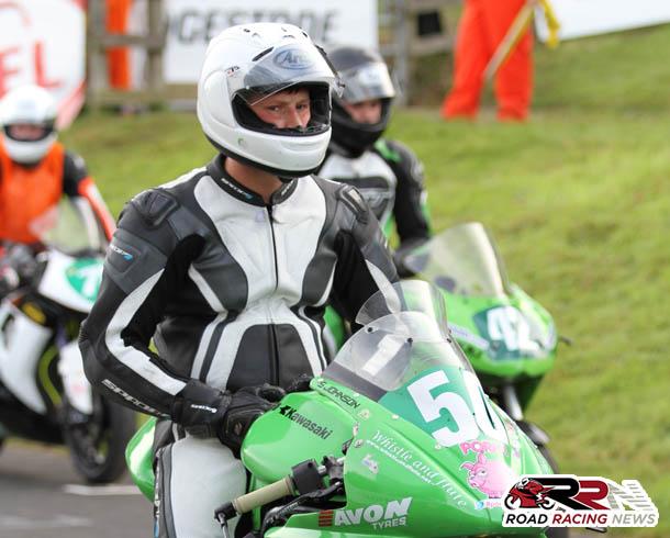 Sam Johnson Planning Manx Grand Prix Return