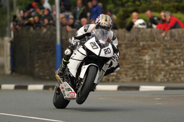 Steve Mercer Looks Forward To TT 2016