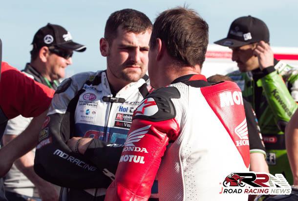 Star Studied Honda Racing Line Up Anticipated At TT 2016