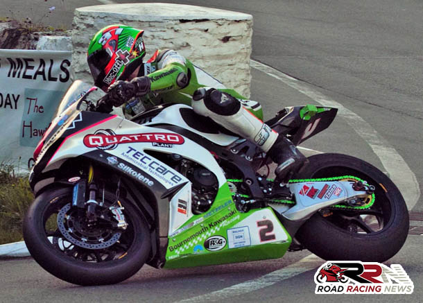 James Hillier Confirmed With Quattro Plant Muc Off Kawasaki
