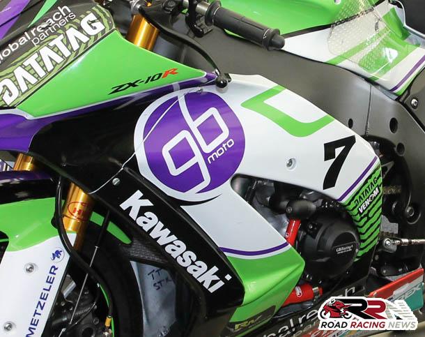 GB Moto Racing Confirm Factory Kawasaki Backing