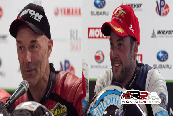 Dave Molyneux And Dan Sayle Form All Star Sidecar Team For TT 2016